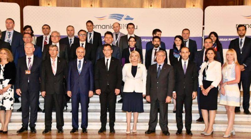 Bükreş'te Karadeniz Konferansı
