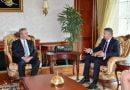Büyükelçi Şopanda, Başkan Mansur Yavaş'ı ziyaret etti