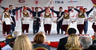 Kuzey Makedonya'da Hıdrellez Şenlikleri
