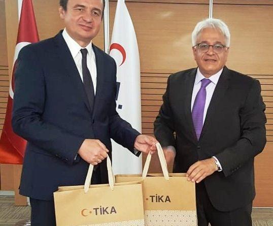 Kosova Vetevendosje Lideri Türkiye'de