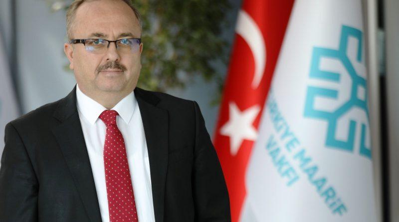Türkiye Maarif Vakfı 3 yaşında