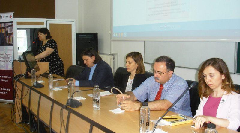 TİKA'dan Kemal Karpat anısına konferans