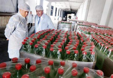 Endonezya Büyükelçisi'nden Türk fabrikasına ziyaret
