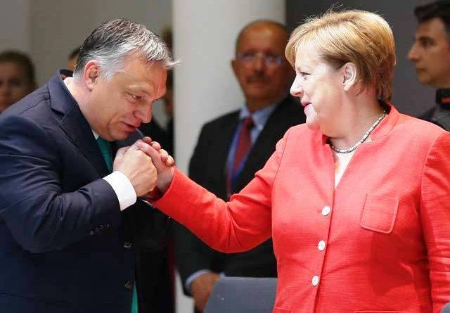 Doğu Avrupa'da Almanya korkusu