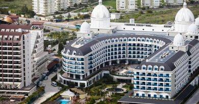 Türkiye'deki 57 otel zincirinden 44'ü yerli
