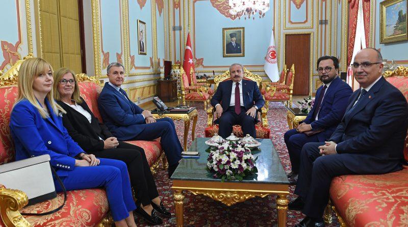 Presns Radu Türkiye'de