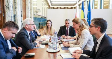 Polonya- Romanya hükümetler arası istişareler toplantısı