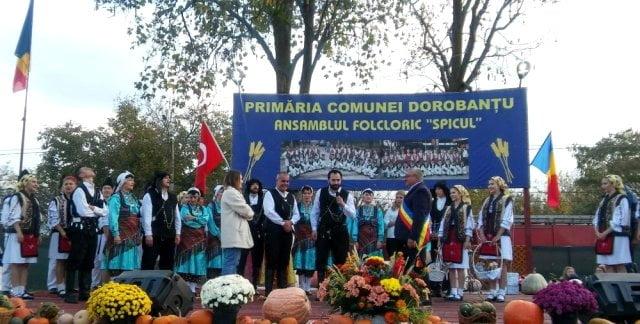 Çağdaş Anadolu ekibi Romanya'da festivale katıldı