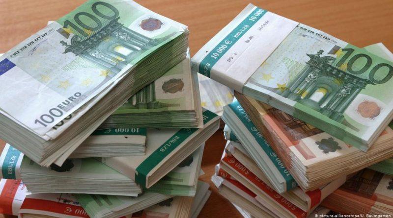 2020 AB bütçesi 153,6 milyar euro olarak bağlandı