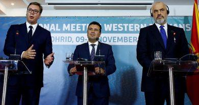 Balkan Schengen'i geliyor