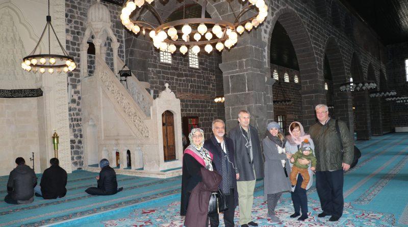 Büyükelçi Şopanda'nın Diyarbakır izlenimleri