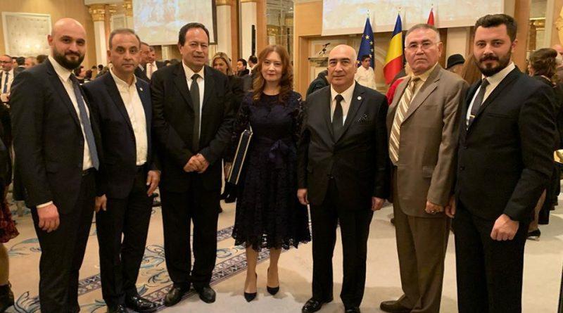 Romanya'nın Milli Günü İstanbul'da kutlandı