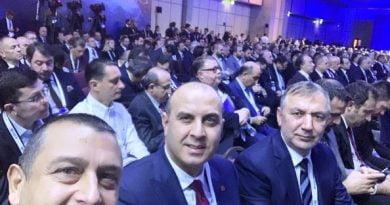Süsli, 2. kez Türkiye -Romanya İş Konseyi Başkanı seçildi