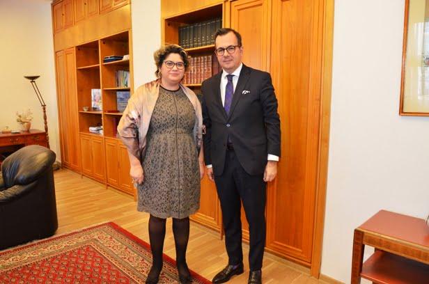 Romanya'dan Kuzey Makedonya'ya AB sürecini hızlandırma desteği