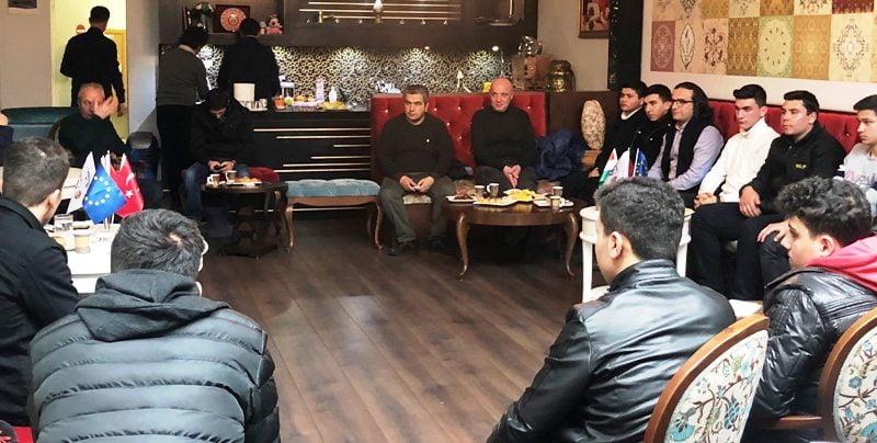 """Macaristan'da """"Türkiye'nin İyilik Vizyonu"""" Semineri"""