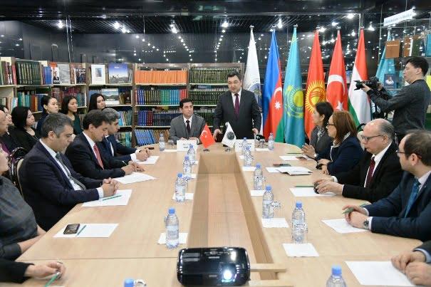 Ömer Seyfettin Kazakistan'da anıldı