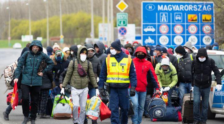 Romanya'da 60 bin karantina mağduru serbest bırakıldı