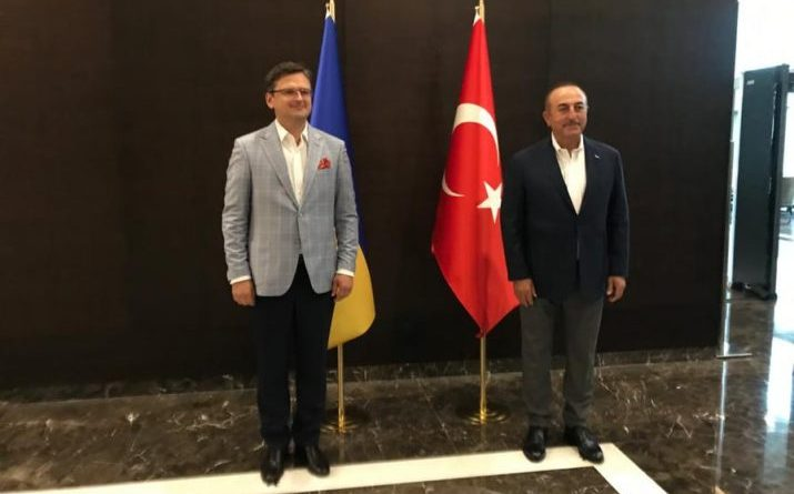 Ukraynalı Bakan'dan Antalya'ya övgü
