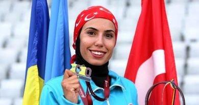Atletlerimiz Cluj'da madalya topladı