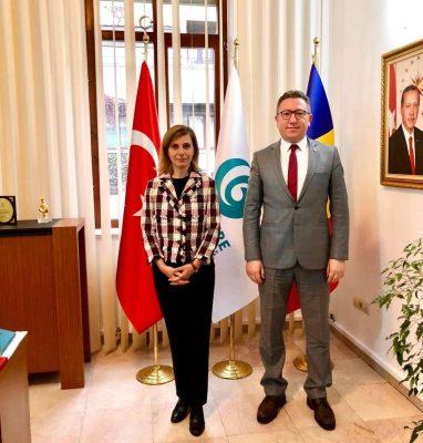 Diplomatlar Türkçe öğreniyor