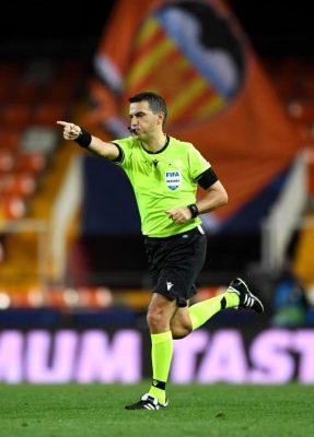 Medipol Başakşehir – Manchester United maçını Rumen hakem yönetecek