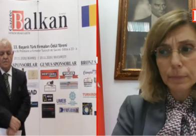 'Romanya, Türk iş dünyasının Avrupa'daki ağırlık merkezidir'