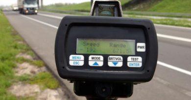 Bulgaristan genelinde radarla hız denetimi başladı