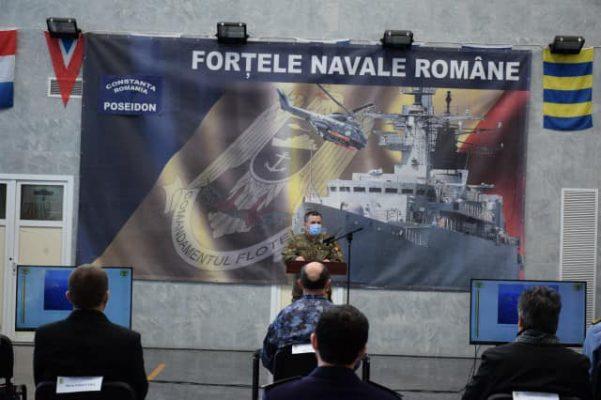 Karadeniz'in Romanya kıyılarında NATO tatbikatı yapılıyor