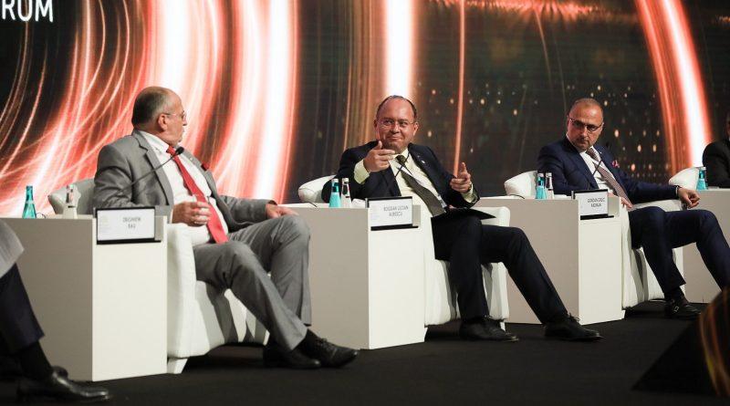 Romen Bakan Aurescu, Antalya Diplomatik Forum'unda konuştu