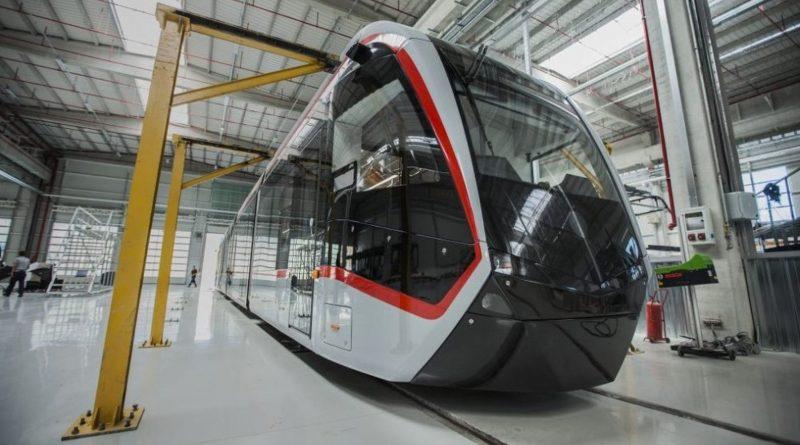 Bozankaya'nın ilk tramvayı Romanya'ya doğru yola çıktı