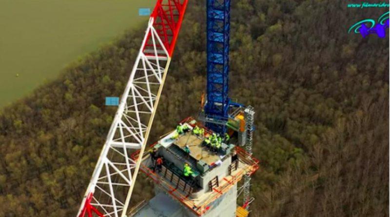 Romanya'nın en büyük asma köprüsünü Japon- İtalyan ortaklığı ile yapılıyor