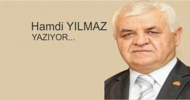 Hamdi YILMAZ & İKİ KIBRISLI: Denktaş ve Türkeş