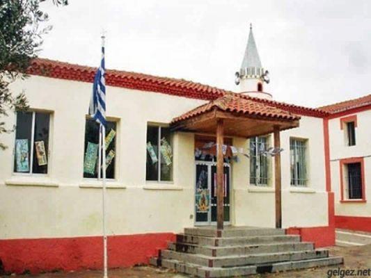 Yunanistan'da azınlık okullarına kısıtlama yapmaya doymadı