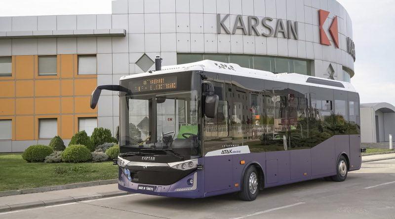 Karsan Timisoara Belediyesi Otobüs İhalesi'ni kazandı