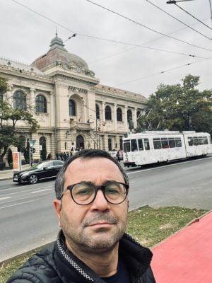Iaşi'taki üniversiteye Türkiye'den okutman geldi
