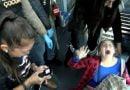 İstanbul'da dilendirilen 8 Rumen uyruklu çocuk yurda yerleştirildi