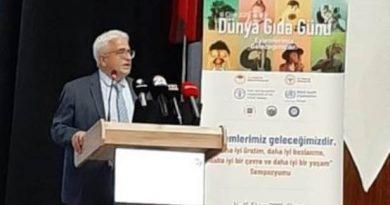 TİKA Başkan Yardımcısı Çevik'in konuşması gündem oluşturdu
