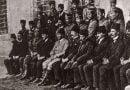 TARİHTE BUGÜN: 26 EKIM & Cumhurbaşkanı Gazi Mustafa Kemal, Erzurum'da komutanlar ve subaylar ile birlikte